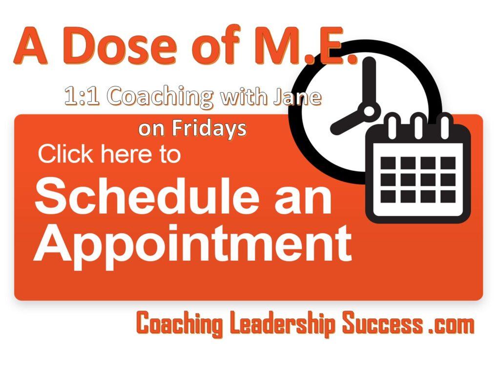 A Dose of Me Coaching