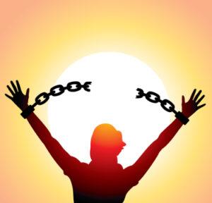 breaking free of toxic people