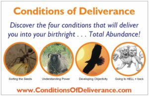 Conditions of Delierance: Mountain Retreat for Women